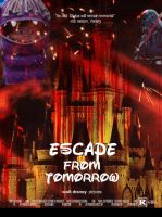 escape from tomorow movie poster by darkjoker15