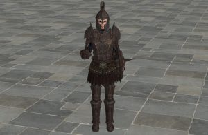 'TES4: Oblivion' Legion Armor XPS ONLY!!! by lezisell