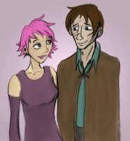 HP: The Wolf and The Auror by stuffsophdoes