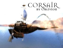 Corsair by AStepIntoOblivion