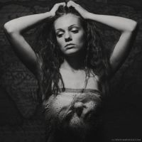Sad eyes by antoanette