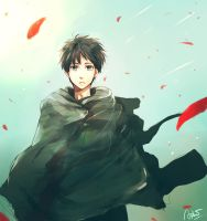 SNK -- Eren by aphin123