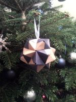 Christmas Tree Origami by EmilieCharlotte