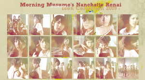 50 Icons : Nanchatte Renai by nanomeow