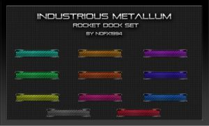 Industrious Metallum Dock Set by nofx1994