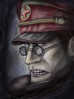 TF2 - Look of the doctor by MaryDec
