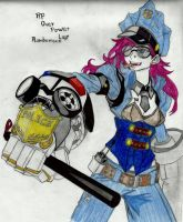 vi policial by Wolfman18x