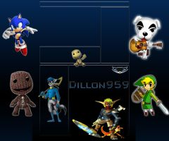 Youtube Background: Dillon 2.0 by MTS3