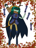 Huntress Wizard by keny2504