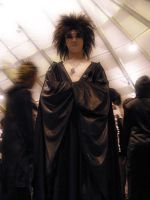 Sandman in Cosfest'08 by lunaEnGrey