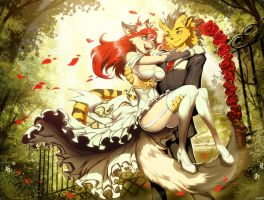 Wedding day by GENZOMAN