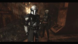 We are Mandalorians... we always survive. by CptRex