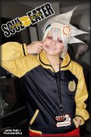 Soul Eater: Grin by TaterTot-Cosplay