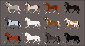 Point Adoptables | Mares | closed by Lilafly
