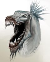 creature sketch by Notesz