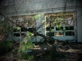Abandoned Gas Station Part 4 by TheProdigy100