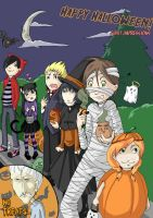 Happy Halloween by kangel