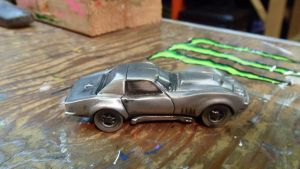 Corvette Paperweight WHIP by hankypanky68