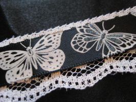 Butterfly Chokers - Incomplete by mad-hatter-inc