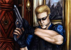 S.T.A.R.S. Wesker for Irenei by Sass-Haunted