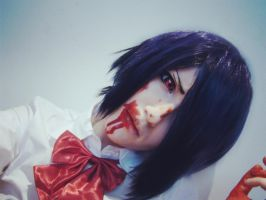 Touka cosplay by xReitox