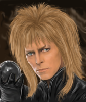 Jareth, the goblin king by Vista0007