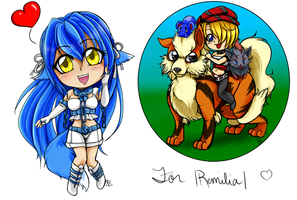 Com: Chibis for |Remilia| by NuciComs