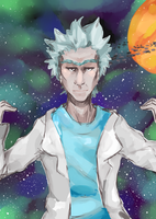 Rickityy Rick by OliverMay