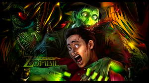 zombie by Onbush