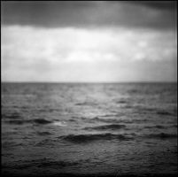the sea by Valdoo