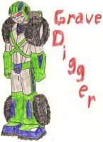 Grave Digger by FrostedIcefire