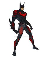 Original Concept: Batman Beyond by Rems12