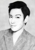 Big Bang T.O.P (fanart) by lera-park