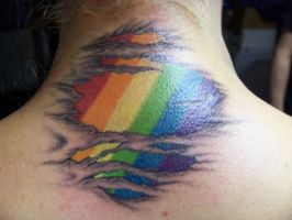 rainbow under the skin by tsiv8killa1