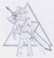 tribute to ocarina of time by hero-of-time