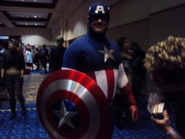 Cpt. America by spartan049820