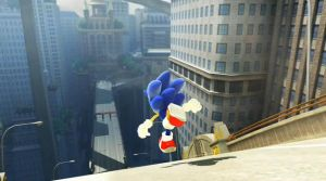 Sonic Unleashed Empire City Skyscraper Scamper Day by SonicTheHedgeSantos