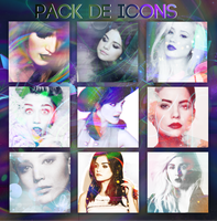 +Pack de Icons by ButterfliesFlying
