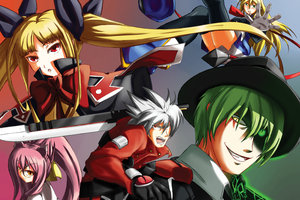 Blazblue group by Banzatou