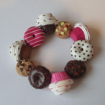 Cookies, Doughnuts, Cupcakes by PORGEcreations