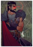 Tarot Card Hawke by reborn-gp