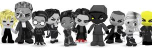 Sin City Buddypoke by Ben2DJammin
