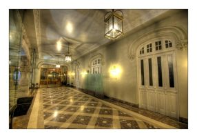 Hall by cesalv