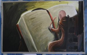 the book - first idea by Rodethos