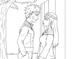 NaruHina - Golden Time by SpectorKnight