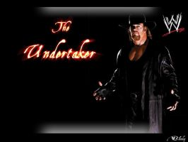 The Undertaker by Bl1Nky