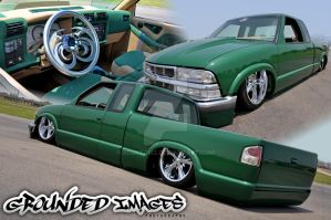 Rooster's S-10 by xcustomz
