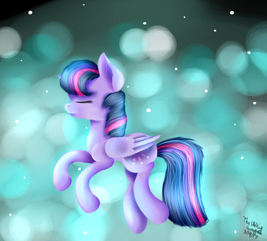 .::Painting::. Your Destiny by TheWalkingEvergreen