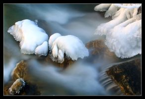 Icy River II by LukasB86