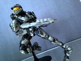 Play Arts Kai - Halo 4 - Master Chief 2 by 0PT1C5